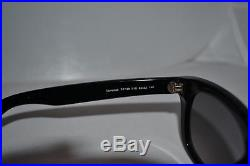 Tom Ford Sunglasses Tom Ford Campbell TF198 01B BLACK Brand New Authentic
