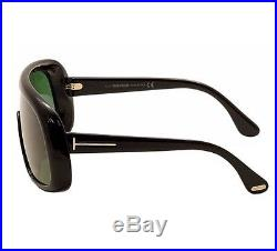 Tom Ford Sven Sunglasses Tf471 01N Black NEW withcase