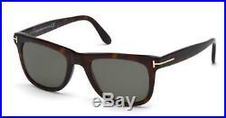 Tom Ford TF 336 FT0336 Leo havana other green polarized 56R Sunglasses