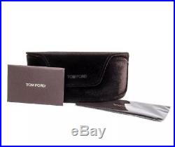 Tom Ford TF 390 F 01B IRINA 0FT0390 Asian Fit Black Grey Smoke Women Sunglasses