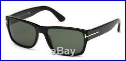 Tom Ford TF 445 FT0445 Mason shiny blk green 01N Sunglasses