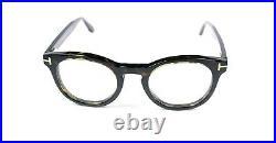 Tom Ford TF 5489 eyeglasses 052 Havana size 48 new