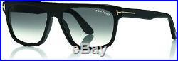 Tom Ford TF 628 FT0628 Cecilio-02 shiny blk smoke gradient 01B Sunglasses