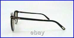 Tom Ford TF 718-K 01F 62mm Black Cat Eye Women's Sunglasses, New with Box