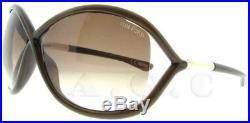 Tom Ford TF009 Whitney 692 Brown Women's Sunglasses