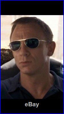Tom Ford TF108 Blue Sunglasses, James Bond 007 Quantum of Solace-RARE