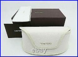 Tom Ford TF618 53F EMANUELLA Honey Havana Gradient Women's Sunglasses, withBox