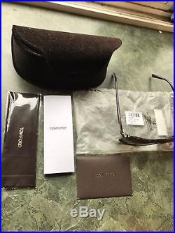 Tom Ford Terry Square FT0332 Italy Designer Sunglasses From SOUTHPAW Movie