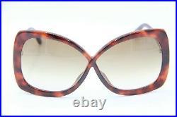 Tom Ford Tf 227 52f Calgary Havana Sunglasses Authentic 63-5