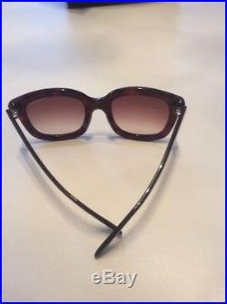 Tom Ford Tortoise Square Sunglasses TF-0279-50F