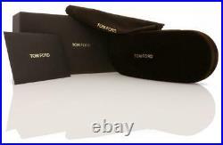 Tom Ford VON BULOW TF521 52N Dark Havana Green Polarized Sunglasses 51mm