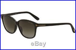 Tom Ford Women's Dana TF0432 TF/432 01B Black Fashion Sunglasses 59mm