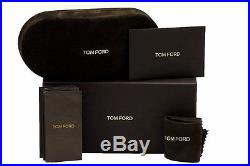 Tom Ford Women's Fany TF368 TF/368 50G Brown/Beige/Gold Fashion Sunglasses 59mm