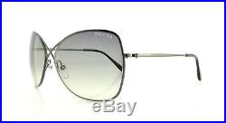 a41e17e041ba6 Tom Ford Women s Gradient Colette FT0250-08C 63MM Grey Butterfly Sunglasses