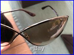 Tom Ford Women's Miranda Sunglasses Brown