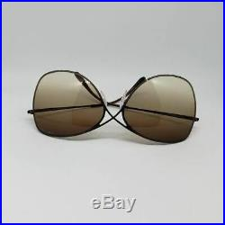 Tom Ford Women's Sunglasses Colette Brown Gradient Butterfly TF0250/S 48F