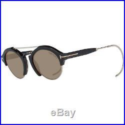 Tom Ford elegante Metall & Kunststoff-Sonnenbrille 100% UVA & UVB Gold SALE