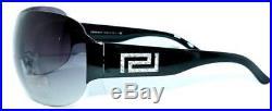 Versace 2109 Sonnenbrille Blau Schwarz Damen Brille Herren Gianni Tom Ford Etui